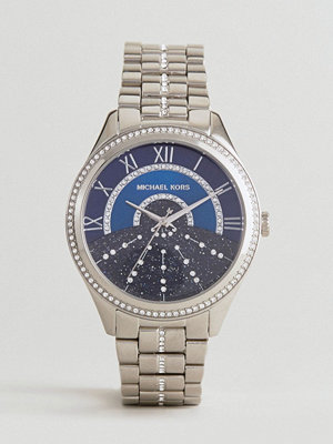 Michael Kors MK3720 Lauryn Bracelet Watch In Silver