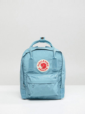Fjällräven ryggsäck Mini Kanken Backpack in Sky Blue