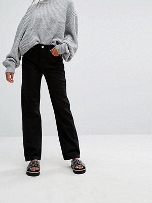 Weekday Voyage High Rise Straight Leg Jean