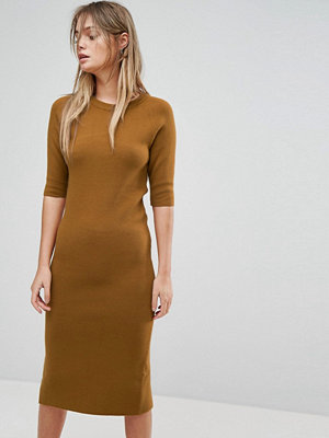 Selected Knitted Jumper Dress