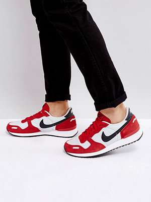Nike Air Vortex Trainers In Red 903896-600