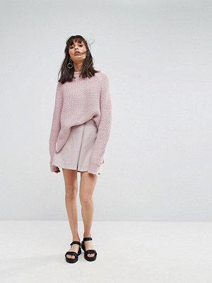 Weekday Zip Mini Skirt