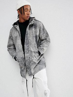 Skinnjackor - Weekday Alliance Leather Jacket