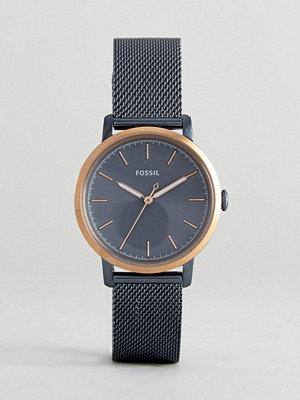 Klockor - Fossil ES4312 Neely Mesh Watch In Blue