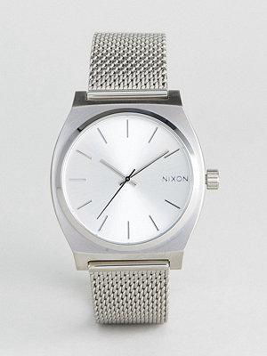Klockor - Nixon Time Teller Luxe Silver Mesh Watch