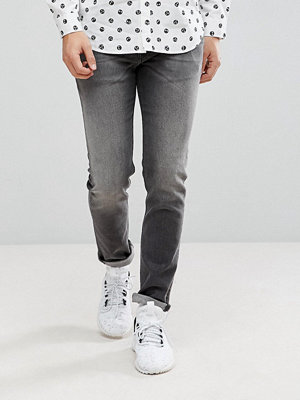 Jeans - Love Moschino Slim Fit Jeans in Washed Black