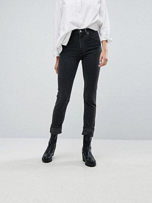 Weekday Way High Waist Slim Leg Jeans