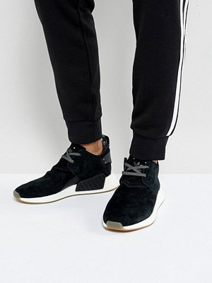 Adidas Originals NMD C2 Trainers In Black BY3011