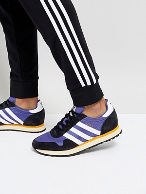 Adidas Originals Haven Trainers In Purple BY9720