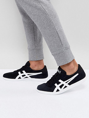 Asics Precussor TRS Trainers in Black HL7R2 9001