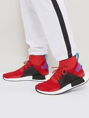 Adidas Originals NMD XR1 Winter Trainers In Red BZ0632