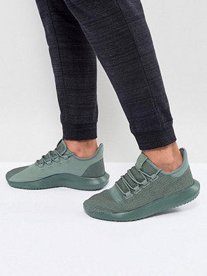 Adidas Originals Tubular Shadow Trainers In Green BY3573