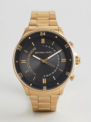 Michael Kors Access MKT4014 Bracelet Smart Watch In Gold