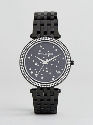 Michael Kors MK3787 Darci Bracelet Watch In Black