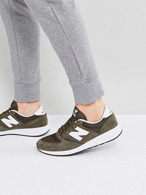 Sneakers & streetskor - New Balance 420 Revlite Trainers In Green MRL420SX