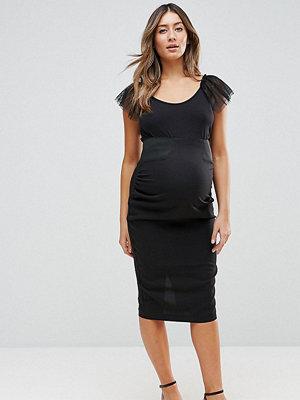 ASOS Maternity Figursydd arbetsskjorta