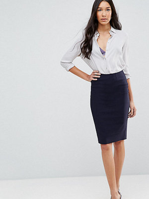 Asos Tall ASOS DESIGN Tall high waisted pencil skirt
