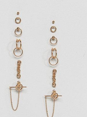 Aldo örhängen Gurganus Multipack Earrings