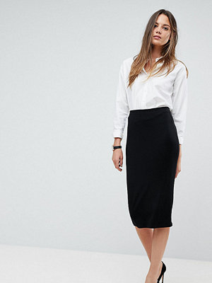 Asos Tall ASOS DESIGN Tall Jersey Pencil Skirt