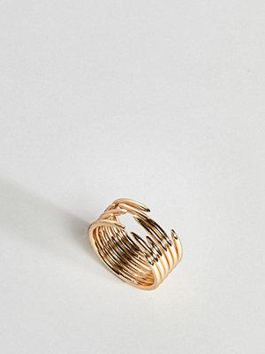 ASOS Abstract Claw Thumb Ring