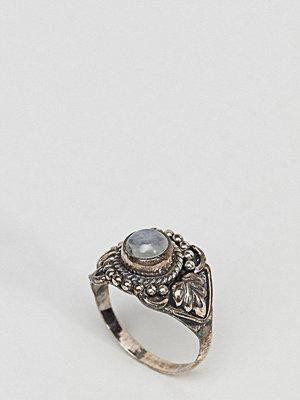 Rock 'N' Rose Rock N Rose Sterling Silver Ines Moonstone Ring