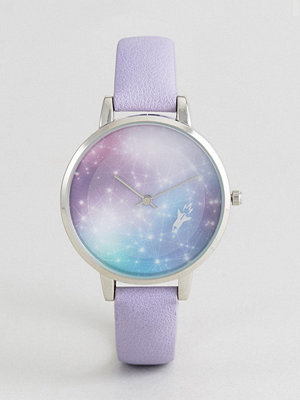 Klockor - ASOS To the Stars Moving Dial Watch