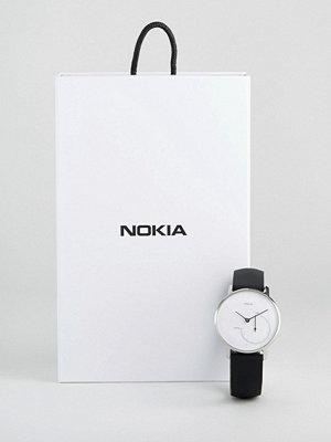 Klockor - Nokia HWA01 Steel Activity & Sleep Tracker Smart Watch In Black/White 36mm