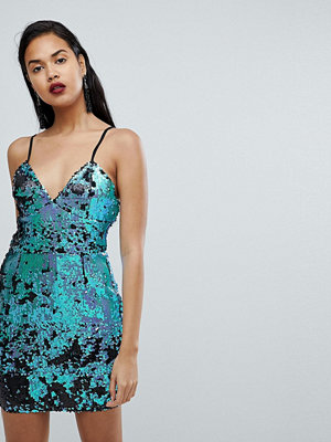 PrettyLittleThing Sequin Cami Dress