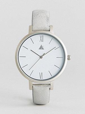 Klockor - ASOS Worn Metallic Watch