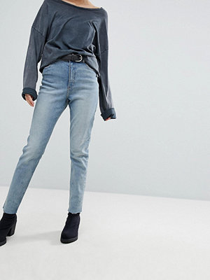 Cheap Monday Mom-jeans Never blue