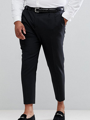 Byxor - Noose & Monkey PLUS Pleated Tapered Trouser