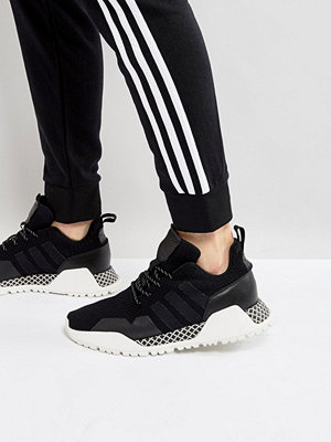 Adidas Originals H.F/1.4 Primeknit Trainers In Black BY9395