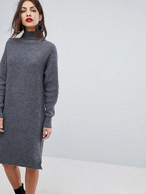 Selected Femme Ribbed Jumper Dress