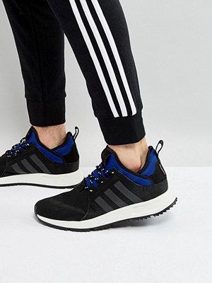 Sneakers & streetskor - Adidas Originals X_PLR Boot Trainers In Black BZ0671
