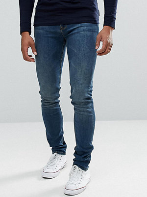 Jeans - ASOS TALL Skinny Jeans In Dark Wash