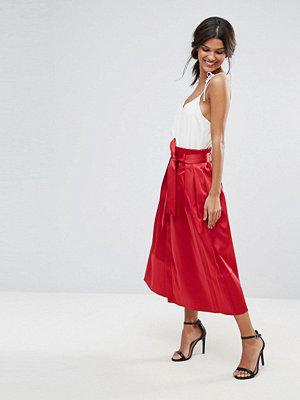 Closet London Closet Prom Midi Skirt
