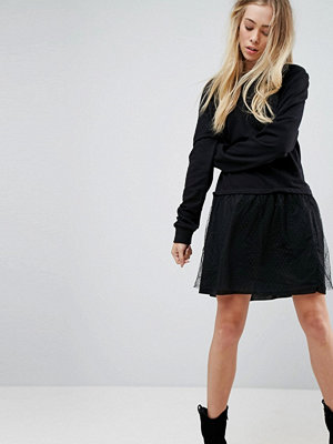 Brave Soul Leona 2 In 1 Sweater Dress