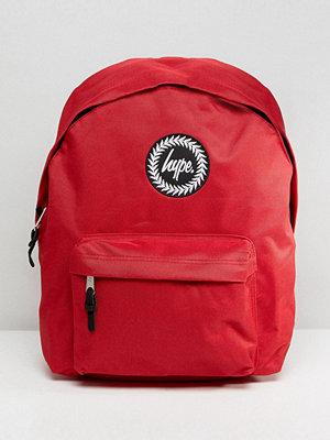 Hype ryggsäck Badge Red Backpack