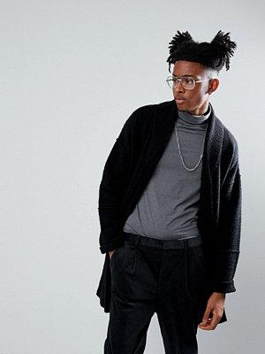 ASOS Longline Knitted Jacket
