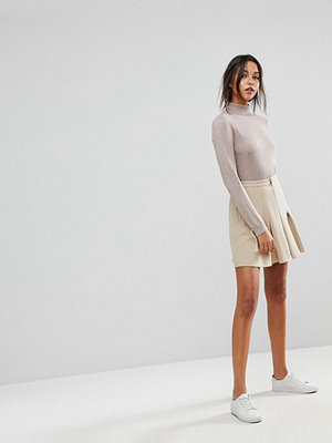 Max & Co Zip Pleated Skirt