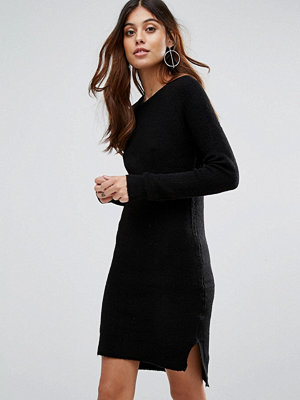 Brave Soul Jupiter V Neck Jumper Dress