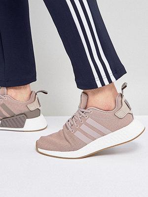 Adidas Originals NMD R2 Trainers In Grey CQ2399