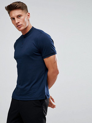 Calvin Klein Collarless Polo