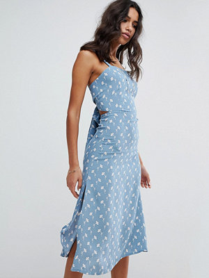 Faithful the Brand Faithfull Floral Midi Dress