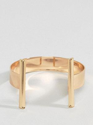Glamorous armband Minimal Cuff Bracelet