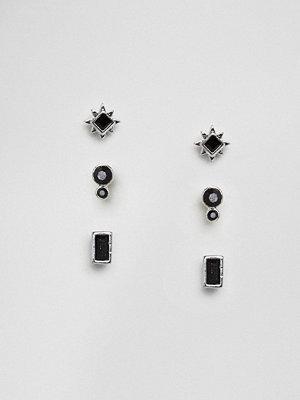 Pieces örhängen Multipack Stud Earrings