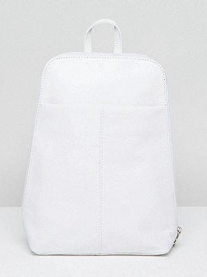 ASOS ryggsäck Mini Leather Backpack