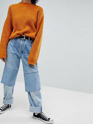 Reclaimed Vintage Revived Stack Jeans