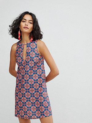 Reclaimed Vintage Inspired Tunic V Dress