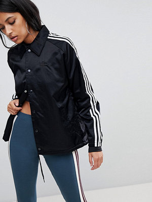 Adidas Originals Three Stripe Windbreaker Jacket